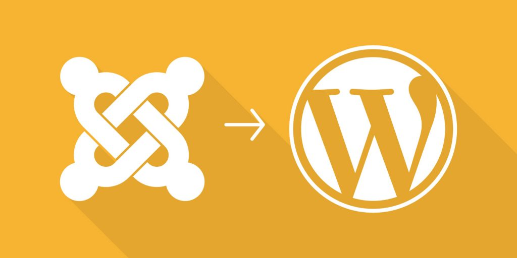 Joomla to WordPress Conversion